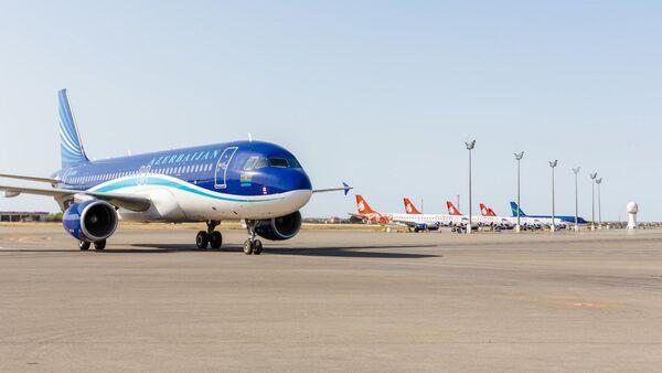 Самолет AZAL - Sputnik Azərbaycan