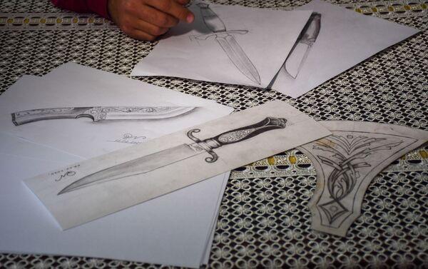 Работы мастера Гафура Набиева - Sputnik Азербайджан