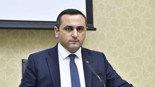 Председатель правления TƏBİB Рамин Байрамлы - Sputnik Azərbaycan