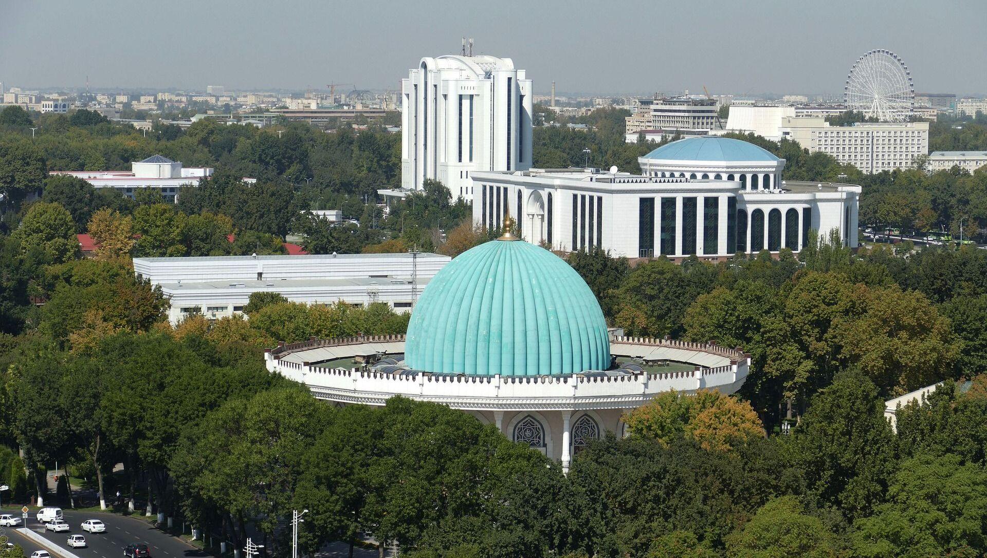 Вид на город Ташкент, фото из архива - Sputnik Azərbaycan, 1920, 22.09.2021