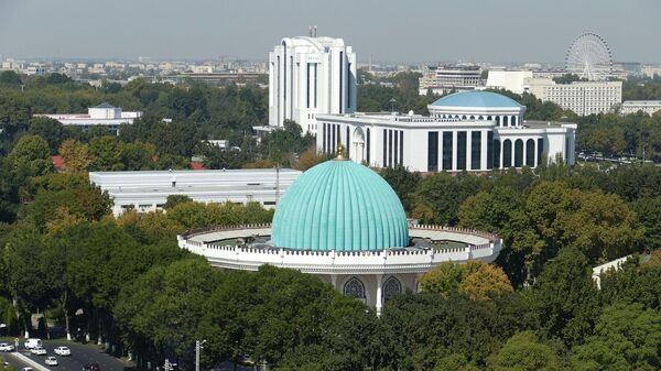 Вид на город Ташкент, фото из архива - Sputnik Азербайджан