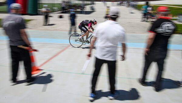 Кубок Федерации по велоспорту в Баку - Sputnik Азербайджан