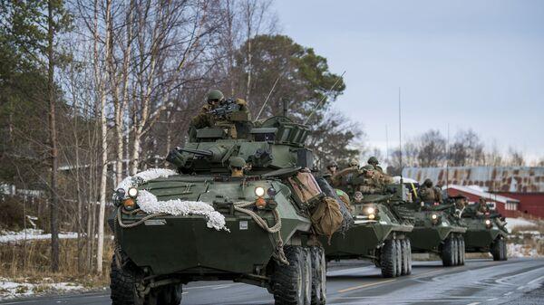 NATO təlimləri - Sputnik Azərbaycan