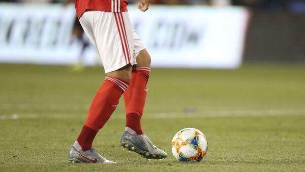 Футболист, фото из архива - Sputnik Азербайджан