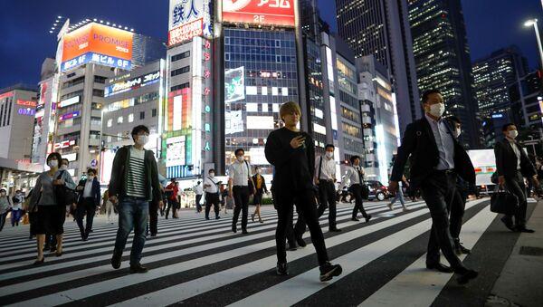 Токио, фото из архива - Sputnik Азербайджан