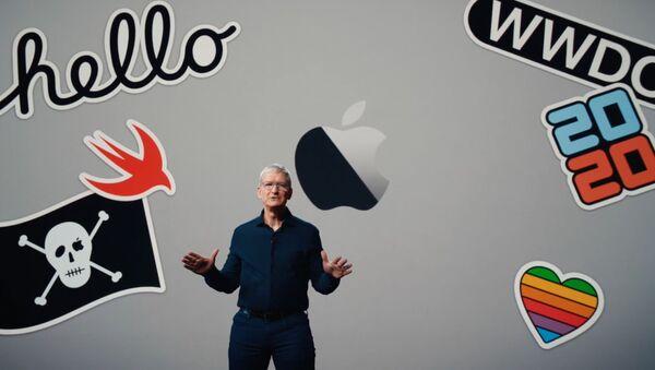 Новая iOS от Apple, пожалуй, лучшая операционная система - Sputnik Азербайджан