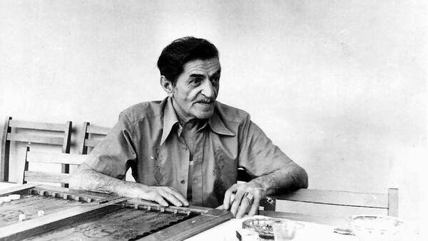 Maestro Niyazi Hacıbəyov, arxiv şəkli - Sputnik Azərbaycan