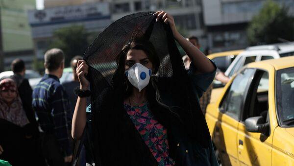 В Тегеране, фото из архива - Sputnik Азербайджан