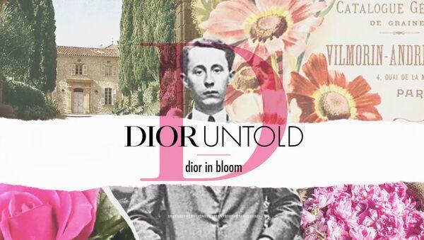 Вышла новая серия фирменных подкастов Dior - Sputnik Азербайджан