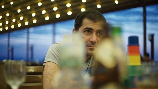 Писатель Исмаил Иман, фото из архива - Sputnik Азербайджан
