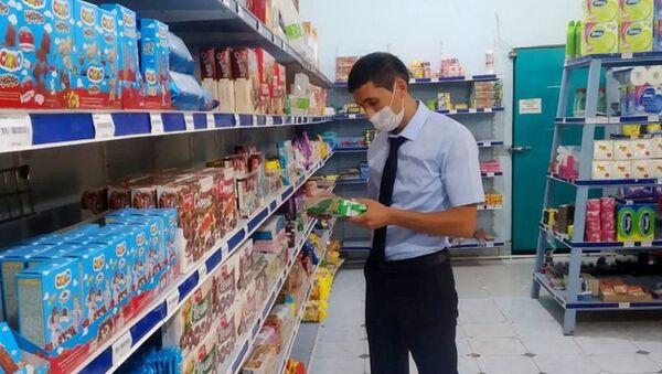 Проверки в магазине - Sputnik Азербайджан