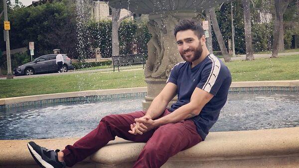 Представитель Азербайджана на «Евровидение-2013» Фарид Мамедов - Sputnik Azərbaycan