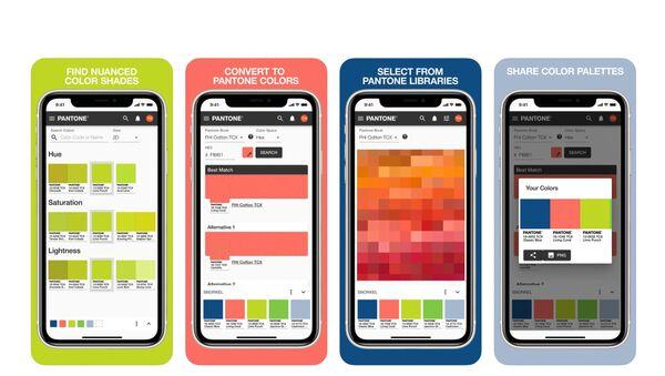 Pantone: многообразие цветовой палитры для мобильных устройств - Sputnik Азербайджан