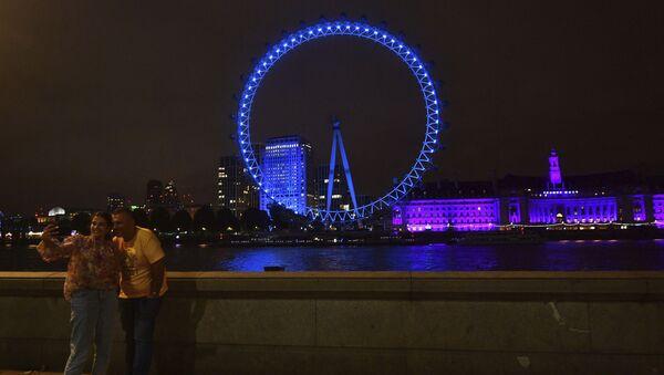 Лондон,фото из архива - Sputnik Азербайджан