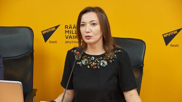 Эстония Елена Черышева - Sputnik Азербайджан